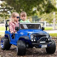 100 Kids Electric Truck Jay Goodys 2019 Best Ride On Car Two Seater With