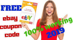 Free Ebay Coupon Code | How To Get Free Ebay Gift Card 2019 ...
