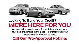 Nissan Auto Loans For Drivers In New Orleans With Bad Credit