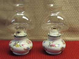 Lamplight Farms Oil Lamp by Lot Detail Two Lovely Bavaria Germany Porcelain Lamplight Farms