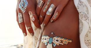 Flash Tattoos Are This Summers Hottest Beauty Trend And Theyre Fabulous