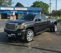 100 Gmc Trucks GMC Sierra Denali 3500 Dually GMC Chevy Trucks