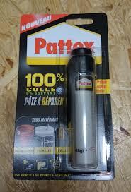 pattex pate a reparer réparation coque ibm 5151