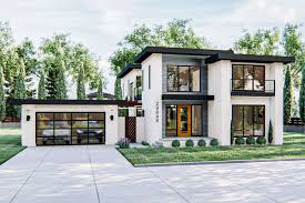 Modern Houseplans Does A Modern House Plan Fit Your Style America S Best