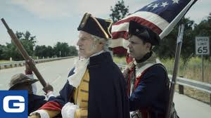 Washington Crossing The Delaware - GEICO - YouTube