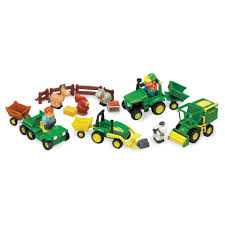 John Deere Bedroom Decor by John Deere 1st Farming Fun Fun On The Farm Playset Toys