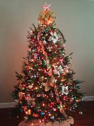 Menards Artificial Christmas Trees by Christmas Sweet Tree Christmas Lights Decoration