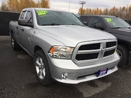 100 Affordable Trucks Used Cars Fairbanks 2014 RAM 1500 CREW CAB PICKUP 4DR