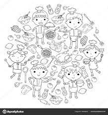 Image Ustensile De Cuisine Luxe Collection S D Ustensiles De Cuisine Coloriage Ustensile De Cuisine