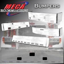 Meca Truck Chrome & Accessories STOCKS BUMPERS For Freightliner ... Semi Truck 142 Full Fender Boss Style Stainless Steel Raneys American Simulator Peterbilt 379 Exhd More New Accsories Introduces Special Edition Model 389 News 124 377 Ae Ucktrailersaccsories 1 Vs John Deere Diesel Power Magazine Bumpers Including Freightliner Volvo Kenworth Kw Peterbilt Sunvisor Tsunp25 Parts And Fibertech Fiberglass Products 2001 Stock 806187 Hood Tpi 579 Edit Mod For Ats 365 367 Exterior