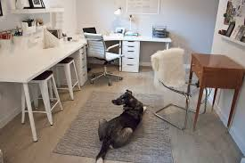 Linnmon Corner Desk Dimensions by The Reveal Home Office Design Kristina Lynne
