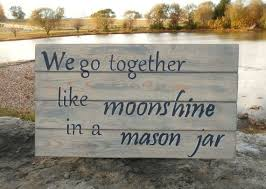 Wood Signs Rustic Wall Decor Country Home Hand Painted With Quotes Wedding Wooden