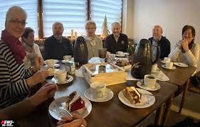 gratis kaffee und kuchen für senioren erster klön