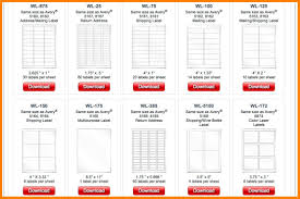 Avery 5160 Template For Mac Label Templates Labels Sizes 2 Pages