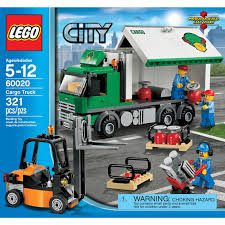 100 Lego City Truck Cargo Baby Toys Shop The Exchange