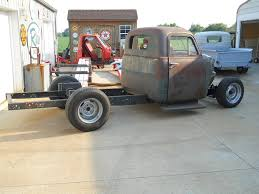 1952 Chevy Flatbed – Trick Truck 'N Rod