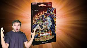 epic yugioh structure deck yugi muto opening and review the