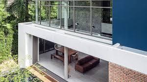 100 Homes In Bangkok Enterprising Dustrial And Modern Sit Side By Side In