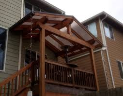 Polycarbonate roof covering Sublime Garden Design