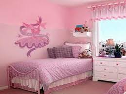Ideas For Little Girl Rooms Wall Mural Decorating