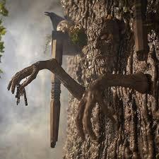 Grandin Road Halloween Tree by Mystical Halloween Is A Natural 5 Reasons Grandin Road Blog