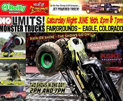 100 Monster Trucks Colorado Win Tickets The Lift FM