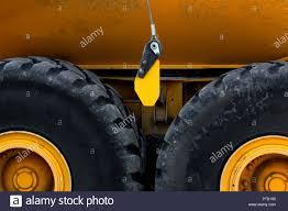 100 Heavy Duty Truck Wheels Abstract Of Heavy Duty Truck Wheels And A Yellow Body Stock Photo