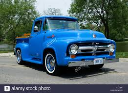 1956 Ford F100 Custom Cab Pickup Truck On Pavement Stock Photo ... 1956 Ford F100 Truck Youtube 56 Ford Trucks And Vans From The Past Pinterest 09cct11o1956fordf100truckrear Hot Rod Network 2016 Wheels Wheelswapped Album On Imgur Old Wallpaper Wallpapersafari 194856 Parts By Dennis Carpenter Cushman Fat Fords Trucks Cars 31956 Archives Total Cost Involved Pick Up Pickup Rats