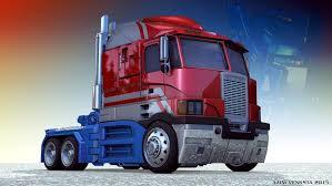 Realistic Classics Optimus Prime - Truck Mode By Venksta On DeviantArt
