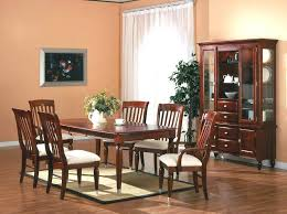 Cherry Wood Dining Set Bench An Alluring Room Table Sets In A Soft