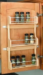 pantry door mounted spice rack plans workable26uvo