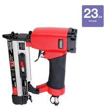 Home Depot Bostitch Floor Nailer by Husky 1 In Micro Pin Nailer Hp123 The Home Depot
