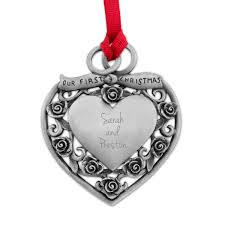 Christmas Tree Shop Waterford Ct Hours by Pewter Our First Christmas Ornament