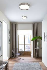 flush mount hallway lighting picture how to install flush mount