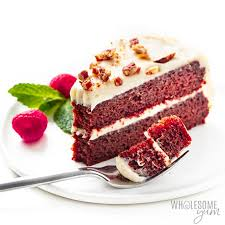 keto velvet cake recipe