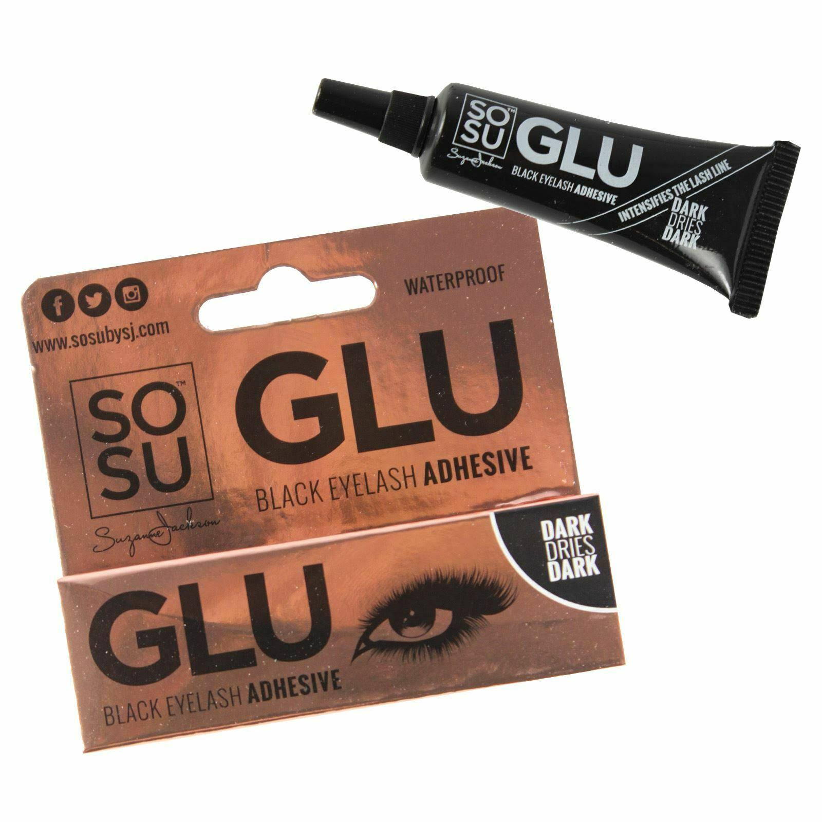 Sosu by Suzanne Jackson Black Eyelash Glue