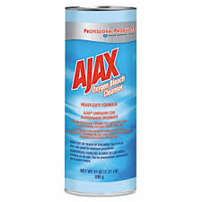 ajax powder cleanser ajax oxygen bleach powder
