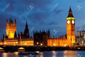 chambre du parlement chambre du parlement et big ben tamise landmark de londres