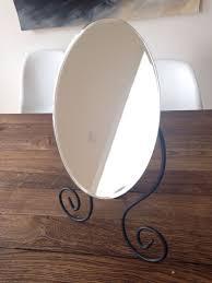 mirror spiegel ikea myken tischspiegel in 10243 berlin for