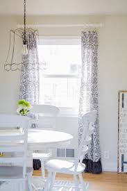 Smocked Burlap Curtains By Jum Jum by 12 Best Shabby Chic Window Treatments Images On Pinterest