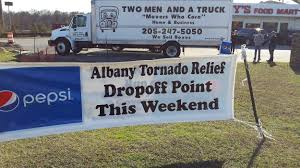 100 Two Men And A Truck Tuscaloosa Van Leaves With Supplies For Tornado Relief