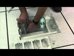 Legrand Floor Boxes Rfb4 by Efbff Furniture Feed Floor Box Bare Concrete U0026 Terrazzo Ring Fp