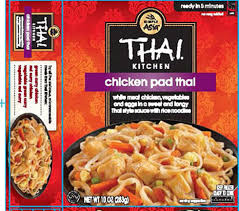 RECALL – Thai Kitchen Chicken Pad Thai Recalled Due To Misbranding