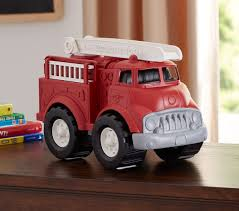 Green Toys™ Fire Truck | Pottery Barn Kids Learn Colors For Children With Green Toys Fire Station Paw Patrol Truck Lil Tulips Floor Rug Gallery Images Of Ebeanstalk Child Development Video Youtube Toy Walmart Canada Trucks Teamsterz Sound Light Engine Tow Garbage Helicopter Kids Serve Pd Buy Maven Gifts With School Bus Play Set Little Earth Nest