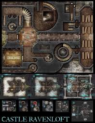 Dungeons And Dragons Tile Mapper by Dungeon Masters Guild
