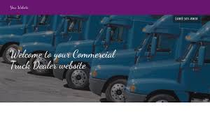 Commercial Truck Dealer Website Templates | GoDaddy Truck Dealers Record Second Best Selling Month Of 2011 In August Cadian Universal Sales Heavy Dealerscom Dealer Details Rush Center Pico M B Motors Dwarka Hand In Delhi Justdial Bajrang Automobiles Pvt Ltd Bazrang Peterbilt Used Ford Trucks At Wisconsin Ewalds Auto Shell Singapore Truck Dealers Used Lebanon Nh Glick Ny Is Your Monticello Suv Ajax Peterborough Dealers Volvo Isuzu Mack