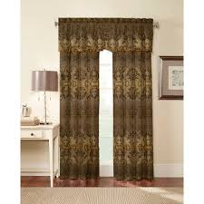 Walmart Bathroom Window Curtains by Decor Impressive Extra Walmart Curtain Rod With Gorgeous Steel
