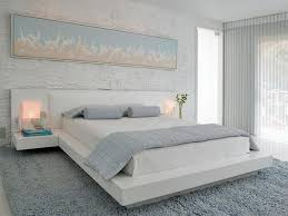White Modern Bedroom Design Home Interior Design