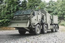 100 International Military Trucks RunFlat Systems For Armoured Vehicles RunFlat