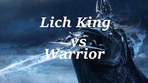 failed try warrior vs lich king alarm o bot deck hearthstone